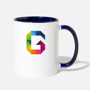 Graphics Graphics - Two-Tone Mug