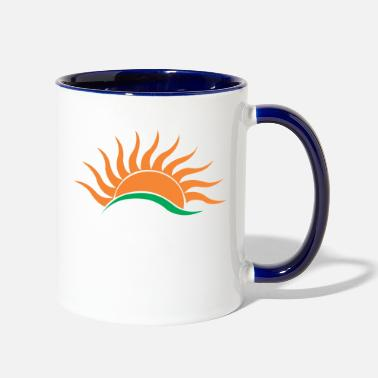 Sunrise Sunrise - Two-Tone Mug