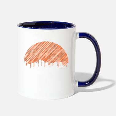 Boston Boston - Two-Tone Mug