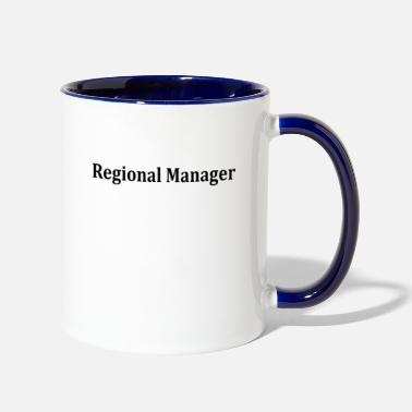 Region Regional Manager - Two-Tone Mug