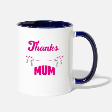 Mothers Day Mothers day! Mother! Mum - Contrast Coffee Mug