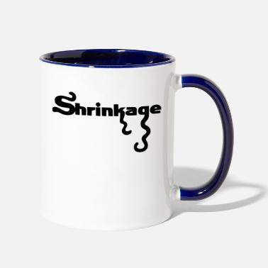 Vector Shrinkage (vector) - Contrast Coffee Mug