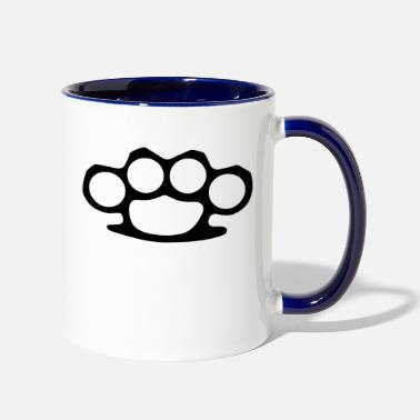 Brass Knuckles Brass Knuckles - Two-Tone Mug