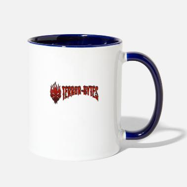 Demo Terror-Bytes Fire Demo - Contrast Coffee Mug