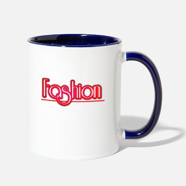Fashion fashion - Contrast Coffee Mug