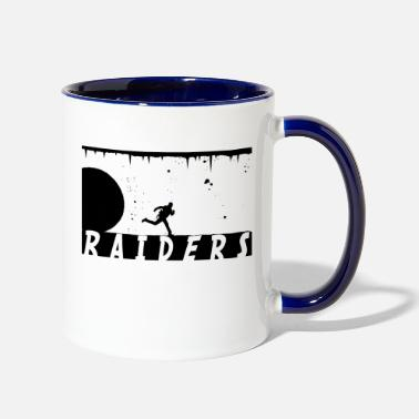 Raider Raiders - Two-Tone Mug