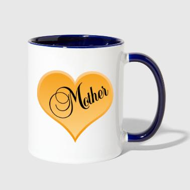 mother / Mothers Day - Contrast Coffee Mug