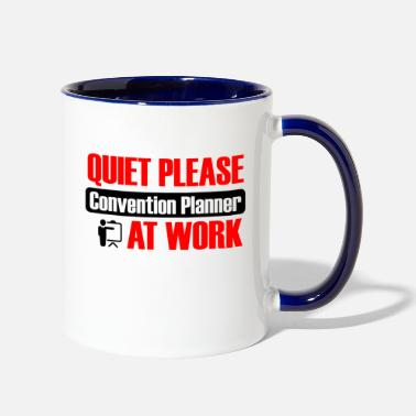 Convention convention planner - Contrast Coffee Mug