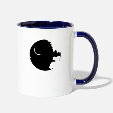 Death Star Death Star - Contrast Coffee Mug