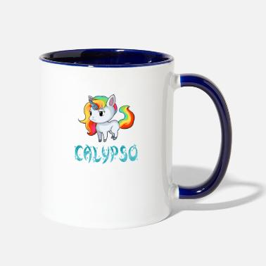 Calypso Calypso Unicorn - Two-Tone Mug