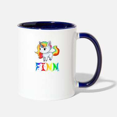 Finn Finn Unicorn - Contrast Coffee Mug