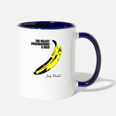 Underground The Velvet Underground - Two-Tone Mug