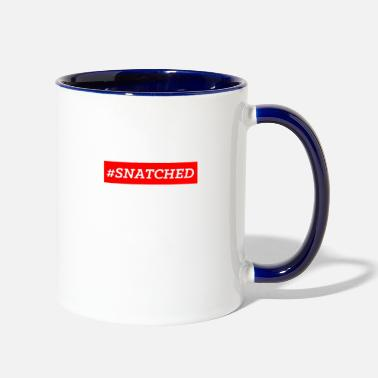 Snatch #SNATCHED OFFICIAL - Contrast Coffee Mug