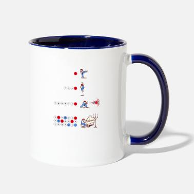 Street Fighter Street Fighter Piano - Contrast Coffee Mug
