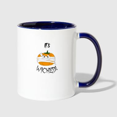 Wicked It's Wicked! - Contrast Coffee Mug