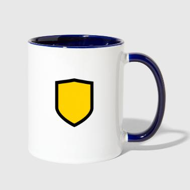 Shield Shield - Contrast Coffee Mug