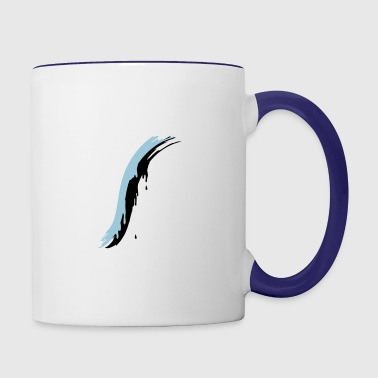 Strip - Contrast Coffee Mug