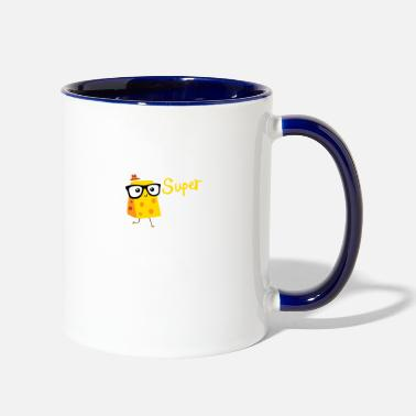 Mature Super Mature - Two-Tone Mug