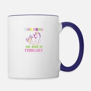 8fa617d94 Unicorn are born in February by ngothituyetnhung0606 | Spreadshirt