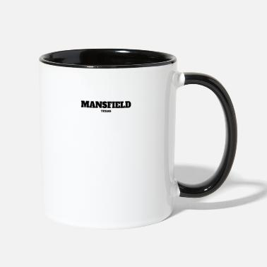 Mansfield TEXAS MANSFIELD US EDITION - Two-Tone Mug