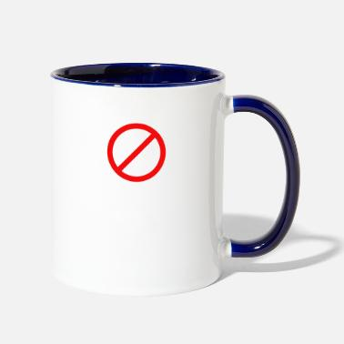 Anti Anti Emo - Contrast Coffee Mug
