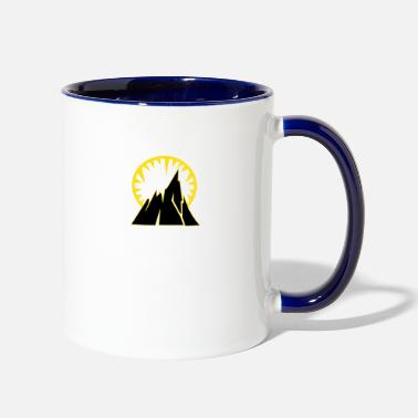 Clan Blackrock Clan - Contrast Coffee Mug