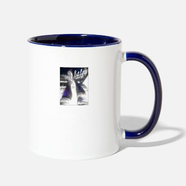 Relax Relax - Contrast Coffee Mug