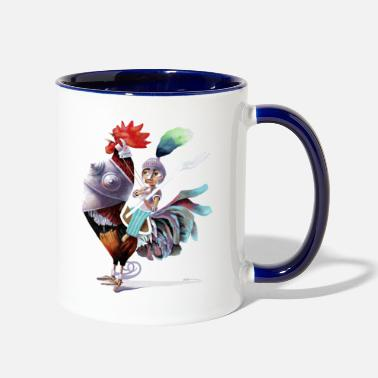 Gladiator - Contrast Coffee Mug