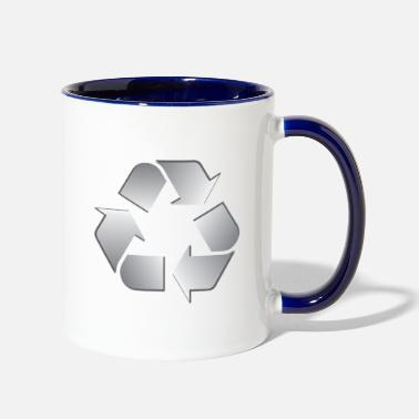 Recycling Recycling - Two-Tone Mug