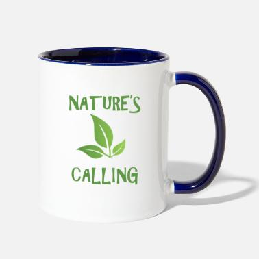 Natural nature - Contrast Coffee Mug