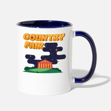 Fair Country fair - Two-Tone Mug