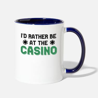 Casino Casino - Contrast Coffee Mug