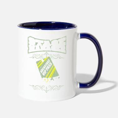 Stage Stage Manager I Solve problems Gift Shirt Idea - Two-Tone Mug