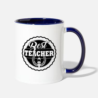 Teaching Teach - Two-Tone Mug