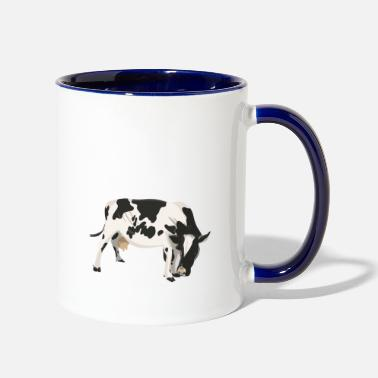 People Farming Gifts for Farmers and Pawns - Two-Tone Mug