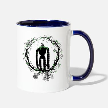 Animal anime - Contrast Coffee Mug