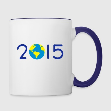 2015 earth day campaign - Contrast Coffee Mug
