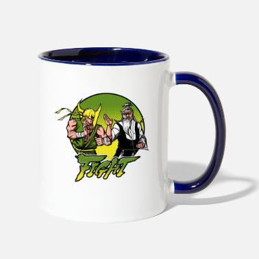 Comics comics - Contrast Coffee Mug