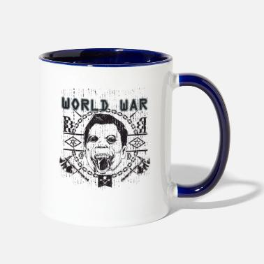 World War World War - Contrast Coffee Mug