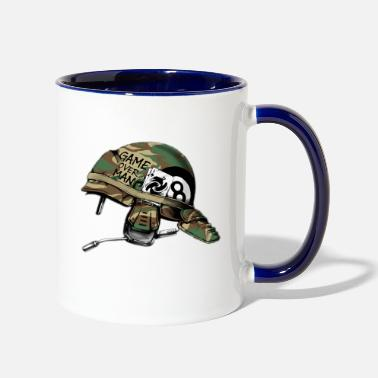 Marine marines - Two-Tone Mug