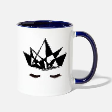 Princess princess - Contrast Coffee Mug