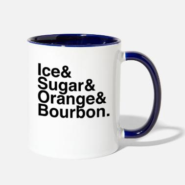 Fashion Old Fashioned - Two-Tone Mug