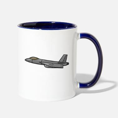Airforce Airforce Pilot - Two-Tone Mug