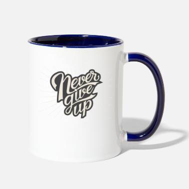 Tag tag - Contrast Coffee Mug