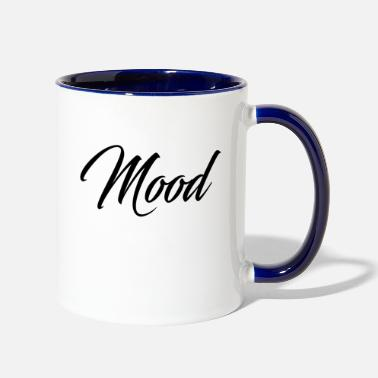 Mood Mood - Contrast Coffee Mug