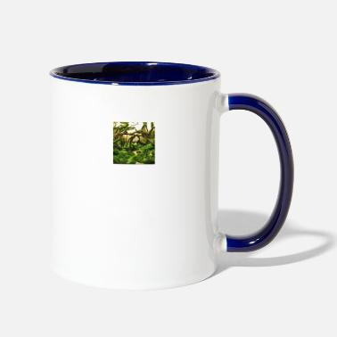Aquarium green aquarium - Contrast Coffee Mug