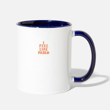 Pablo I Feel Like Pablo - Two-Tone Mug