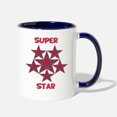 Super Star Super star - Contrast Coffee Mug