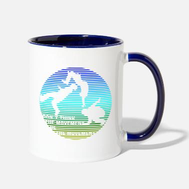 Movement Parkour Be the Movement - Two-Tone Mug