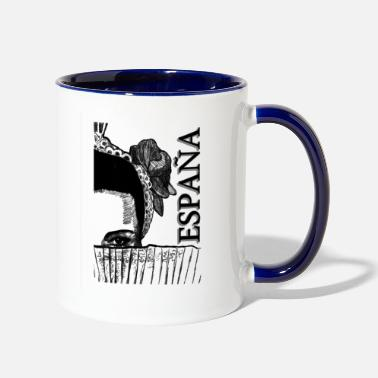 Spain Spain - Contrast Coffee Mug